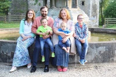 Staleys' family photo